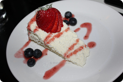 Cheesecake from Bar Forza