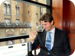 Salvatore Ferragamo at Fleming&#039;s Prime Steakhouse &amp; Wine Bar