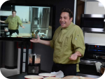 Sandwich King Jeff Mauro at Kenmore Craftsman Brand Live Experience